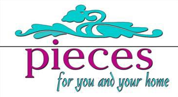 Pieces Boutique & Gifts logo